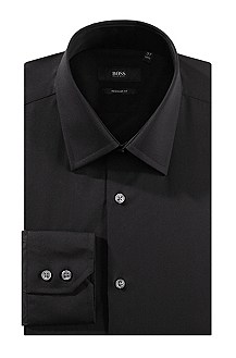 Business shirt with a Kent collar 'Enzo'