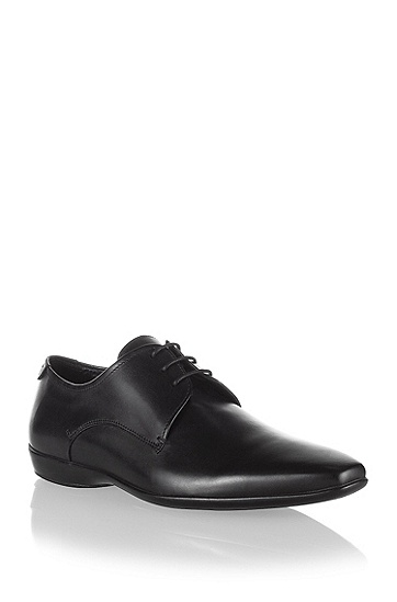 Calf leather designer shoe ´ALLYN`, Black