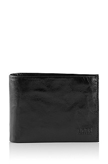 Kangaroo leather wallet 'AREZZO'