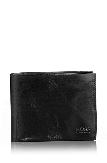 Patent wallet 'SIENA', Black