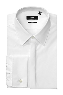 Shirt with a Kent collar 'ILIAS'