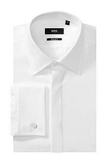 Regular fit business shirt 'Evert'