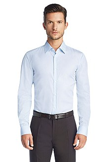 Casual shirt with a Kent collar 'Emil'