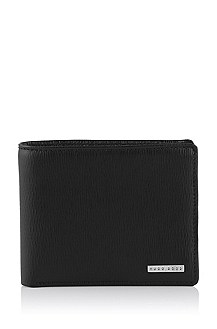 Cowhide wallet 'LONDON'