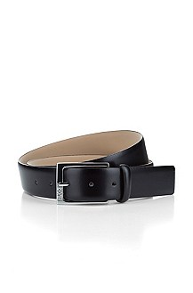 Cowhide leather belt 'GAREY'