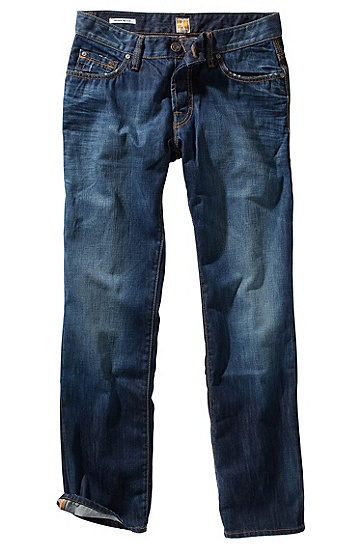 Regular-Fit Jeans ´Orange31 OCEAN`, Dunkelblau