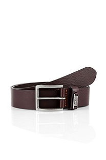 Cowhide leather belt 'Jackson-N'