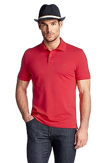 Polo Regular Fit, Firenze/Logo Modern Essential
