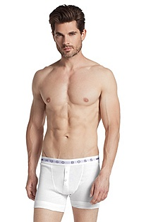 Boxer shorts with logo waistband 'Boxer BF BM'