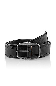 Leather belt 'BRISCO'