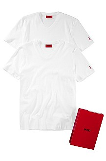 Pack of two T-shirts 'V-Neck'