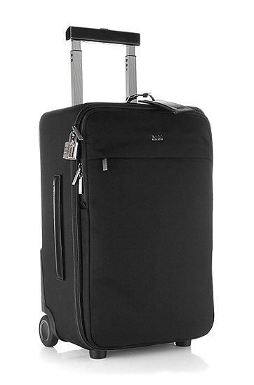 Traveller Line trolley bag ´JUPITER`, Black