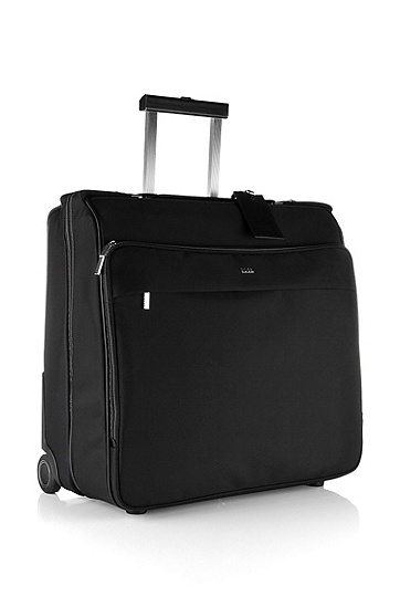 Suitcase on wheels 'Anatres', Black