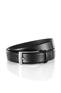 Cowhide leather belt 'ESEGEO'
