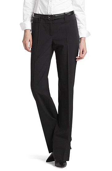 Business trousers 'Tuliana2', Black