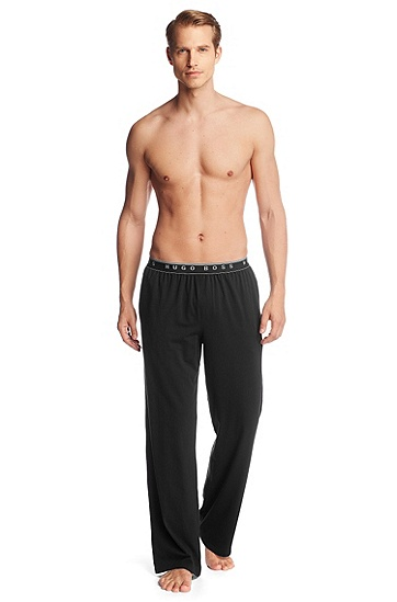 Trainingshose ´Long Pant BM`, Schwarz