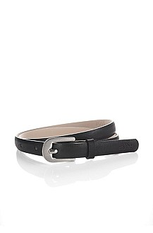 Leather belt 'NOLLI-N'