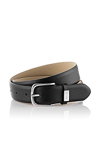 Leather belt 'NORLA-N'