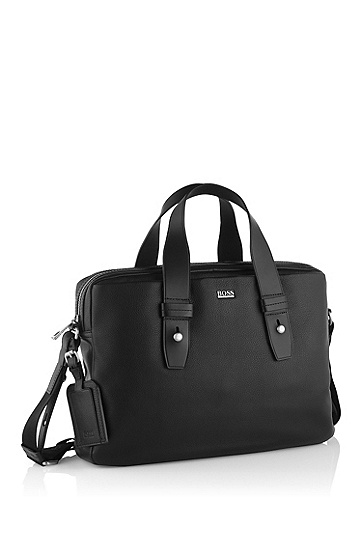 Work bag plus laptop case 'BILDON', Black