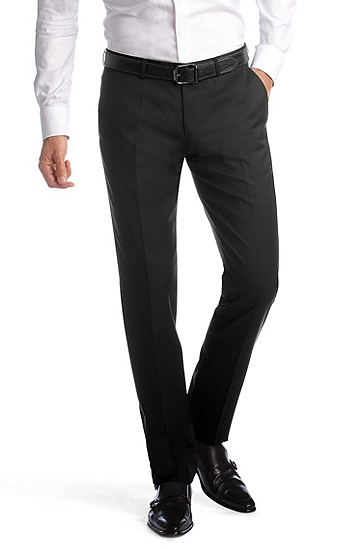 Trousers `Court`, Black