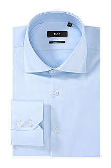 Business shirt with a shark collar 'Gerald'
