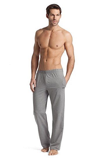Pyjama bottoms 'Long Pant CW CM', Grey