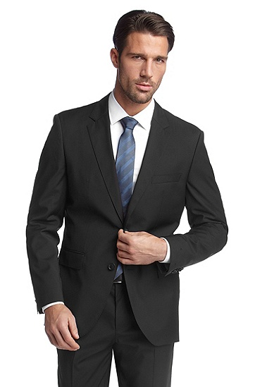 Business jacket 'The Rider´, Black