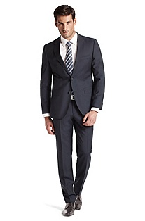 New wool suit 'The James3/Sharp5'