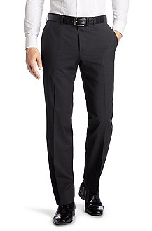 Pure new wool suit trousers 'Parker3'