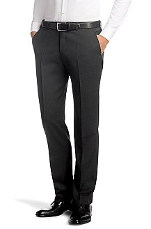 Pure new wool suit trousers 'Sharp5'