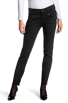 Stretch jeans with a narrow leg 'JE756-3'