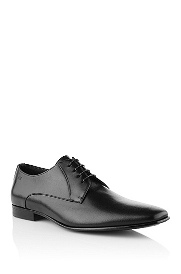 Leather business shoe 'SLEDDO', Black