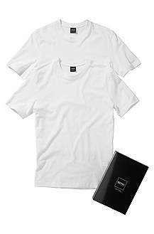 Pack of 2 cotton T-shirts 'Twins 01'