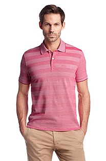 Striped polo shirt 'Firenze 13 Modern Essential'