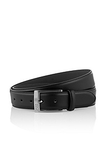 Cowhide leather belt 'ESTINO'