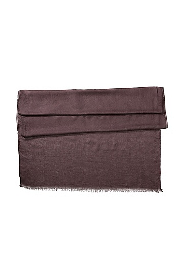 Modal scarf 'Women-Z 332', Purple
