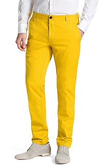Cotton blend chinos 'Heldor'