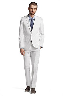Costume Slim Fit, Amaro/Heise