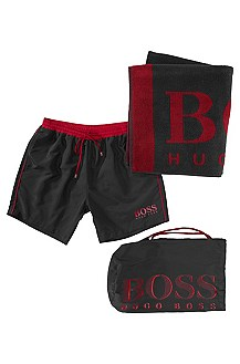 Swimwear set with swim shorts 'Beach Set BM'