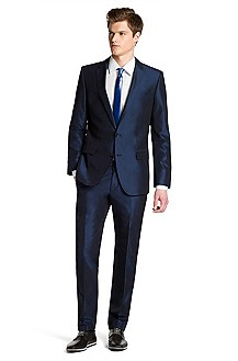 Costume de coupe Slim Fit, Amaro/Heise