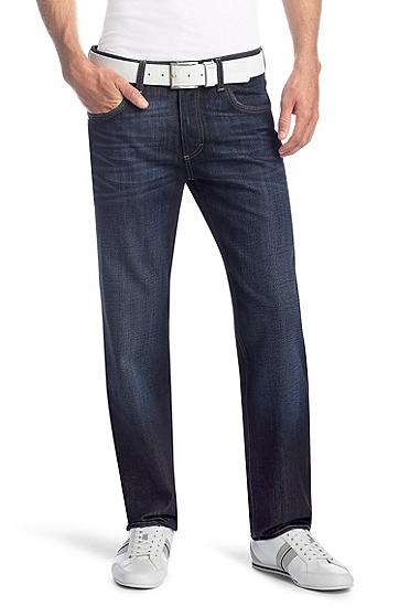 Regular fit jeans 'Denox', Blue