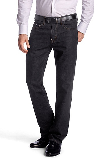 Regular fit jeans 'Kansas', Dark Blue