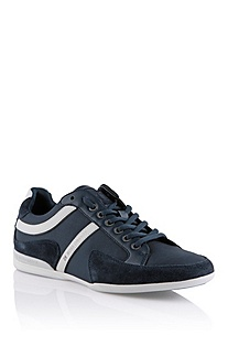 Sneaker with cowhide leather 'Seattor'