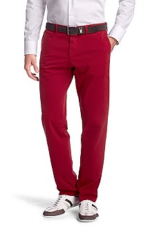 Regular fit casual trousers 'Crigan1-D'