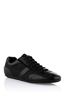 Leather-textile sneaker 'Thatoz'