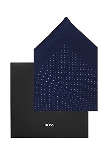 Gepunktetes Einstecktuch ´Pocket square 33 x 33`