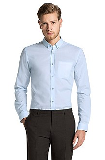 Slim fit business shirt from HUGO 'Enico'