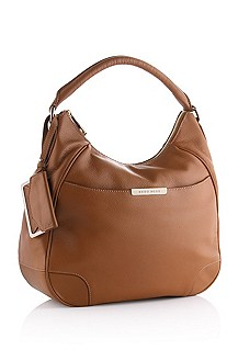 Leather handbag 'Minori-L'