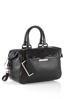 Calf leather handbag 'Malindi-L'
