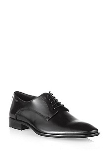 Lace-up dress shoe in smooth leather 'Carmons'